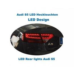 Bundle LED Heckleuchten Audi A5 / S5