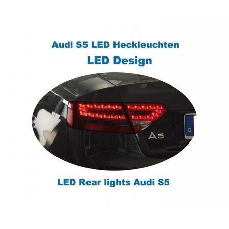 Bundel LED achterlichten Audi A5 / S5