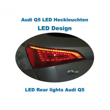 Bundel LED achterlichten Audi Q5