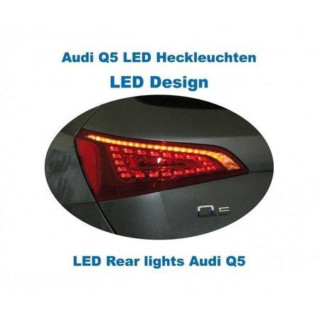 Bundle LED Heckleuchten Audi Q5