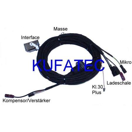 "Bluetooth handsfree- Kabel- Audi A4 8K, Audi A5 8T ""Complete"""