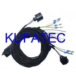 Kufatec Automatische niveauregeling set bochtverlichting - Kabelboom - VW Passat 3C