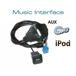 Music Interface - AUX - Mini ISO - Audi/VW