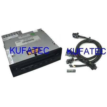 CD-wisselaar-Retrofit Kit - Audi A6 4F - MMI 3G