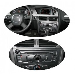 Audi Radio Chorus Upgrade naar Radio Symphonie - Audi A4 8K tot mijn 2012