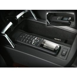 Nachrüst-Set SAP Bedienhörer Farbdisplay für Audi A4 8K
