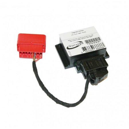 """Bluetooth-Freisprecheinrichtung - RNS 850 - VW Touareg 7P - """"Nur Bluetooth"""""""