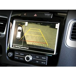 Rückfahrkamera - Retrofit - VW Tourag 7P