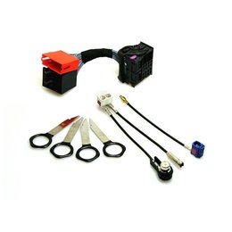 Audi Upgrade kit head unit RNS-D >>> RNS-E