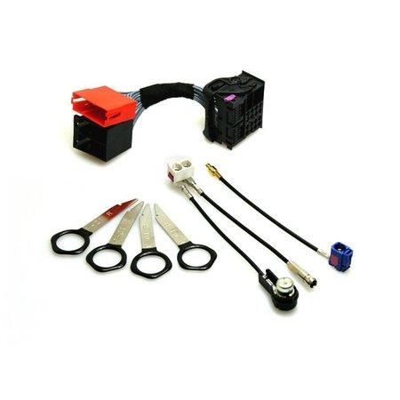 Audi Upgrade kit head unit RNS-D >>> RNS-E