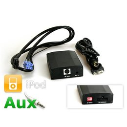 Digital Music Interface - IPOD - Mini ISO Audi VW Seat Skoda