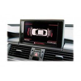 Audi Parking System Plus voor + achter Retrofit - A7 4G
