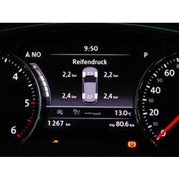 TPMS - Tire Pressure Monitoring - Retrofit - VW Touareg 7P