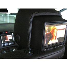 Integrated Rear Seat Entertainment - hoofdsteun - VW Touareg 7P
