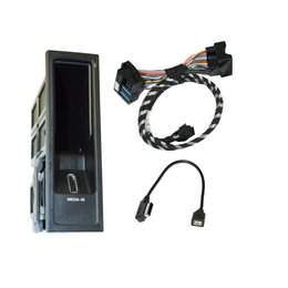 VW MEDIA-IN/MDI Interface - Retrofit - VW Touareg 7P RCD 550
