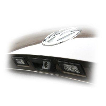 Achteruitrijcamera- Uitbreiden VW Sharan 7N, Seat Alhambra 7N