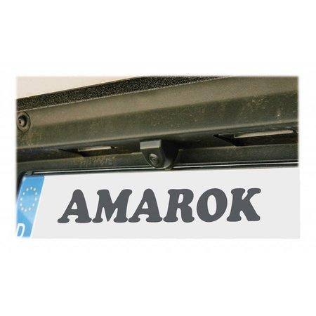 Achteruitrijcamera - Retrofit - VW Amarok - compleet