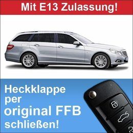 Comfort Hatch Module - Mercedes E-Class W212