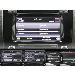 FISCON Bluetooth Handsfree - VW RCD 550