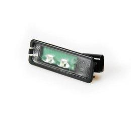 LED number plate light - original VW - 1K8943021C