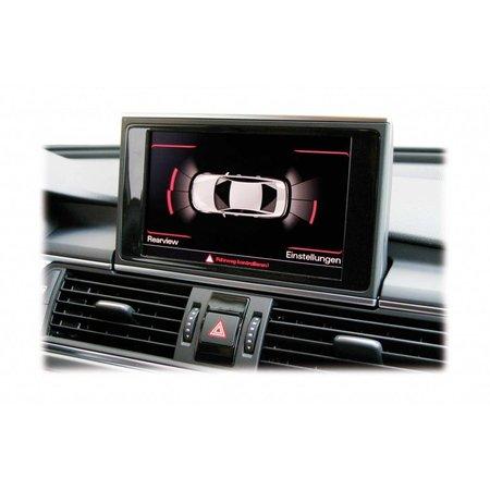 Audi Parking System Plus voor + achter Retrofit - A6 4G