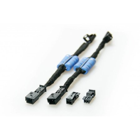 Adapter LED Kennzeichenbeleuchtung - VW, Seat