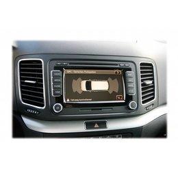 Park Pilot w/OPS - Front + Rear Retrofit - VW Sharan 7N