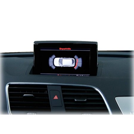 Audi Parking System Plus voor + achter Retrofit - Q3