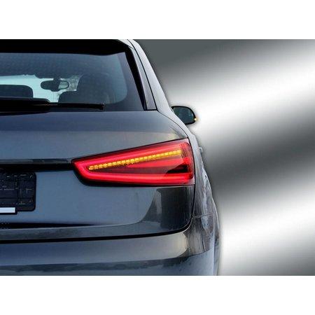 Bundle LED Heckleuchten Audi Q3