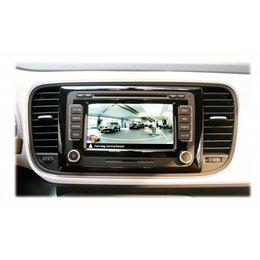 Komplett-Set Emblem-Rückfahrkamera für VW Beetle 5C - RNS 510 / RNS 315