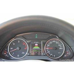 Adaptive cruise control (ACC) Audi A4 8K