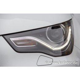 Bi-Xenon koplampen / LED DTRL - Audi A1 8X