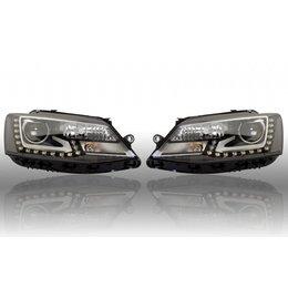 Bi-Xenon Headlights LED DTRL - Jetta 5C