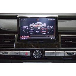 Heater retrofit kit Audi A8 4H