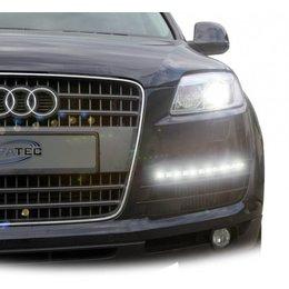 Complete set LED daytime running Audi Q7 V12