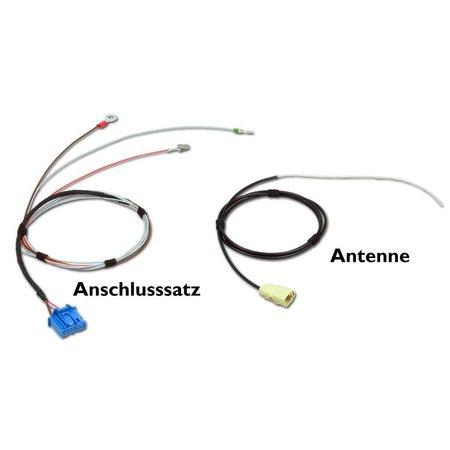 Webasto Anschlusskabel Telestart T90 T91 T91R inkl. Antenne