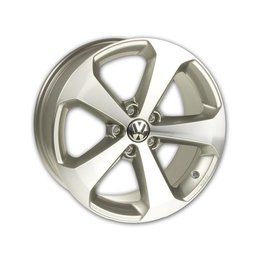 Original VW Scirocco 18 inch Alloy Wheel Titanium