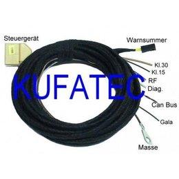 Kabelsatz PDC Steuergerät - Zentralelektrik für VW Scirocco, VW Golf 5, VW Touran, VW EOS, VW Jetta - mit OPS