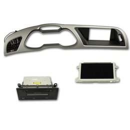 Nachrüst-Set MMI3G Navigation plus Audi A4 8K