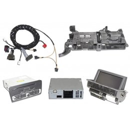 Retrofit Kit 3G MMI Navigation Plus Audi A1 8X