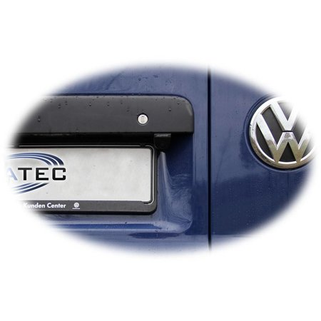 Achteruitrijcamera VW T5 GP Swing Doors - Compleet