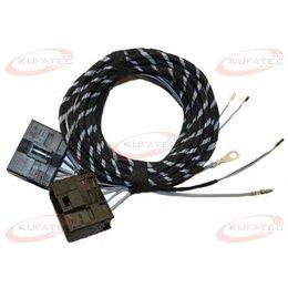Kabelsatz Sitzheizung für Skoda Octavia 1Z - ohne Sitzverstellung