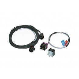 Mistlichten - Kabel w / Relays - VW Passat 3B, 3BG