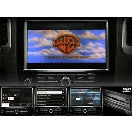 DVD Changer - Retrofit - VW Touareg 7P