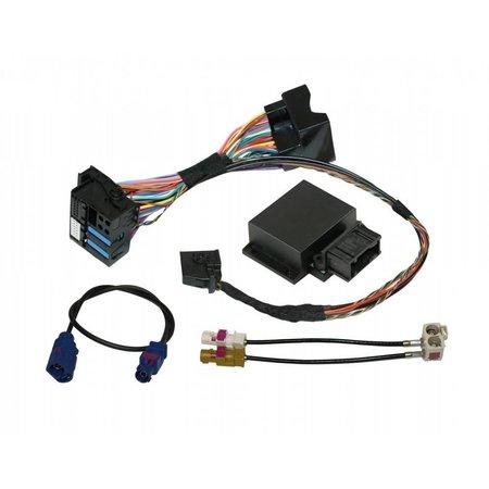 CAN-Bus Interface - VW RNS-510 / MFD3 TP kan 1,6 w / TV-Free