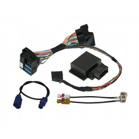 CAN-Bus-Schnittstelle - VW RNS-510 / MFD3 CAN 1.6 w / TV-Free TP