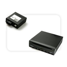 DVD Player USB + Multimedia Adapter LWL ohne Steuerung - MMI High 3G