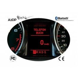 """FISCON Freisprecheinrichtung für Audi, Seat \Basic\"""" Mini ISO + BNS 4.0 Navigation"""""""""""""""
