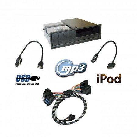 AMI Audi Music Interface met / iPod - Retrofit - Audi A4 8K met / CAN