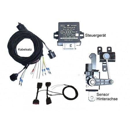 Auto-Leveling-Scheinwerfer - Retrofit - VW Golf VI 6 - ohne elektronische Stoßdämpfer